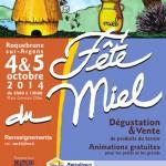 Samedi 4 et dimanche 5 octobre 2014, Fête du Miel de Roquebrune-sur-Argens : 21ème édition !