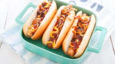 Photo de Hot-dogs aux Soyciss'