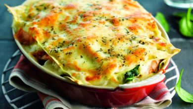 Photo de Lasagnes de poisson