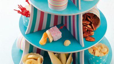 Photo de Guimauves, fondue au chocolat blanc et fruits d'automne
