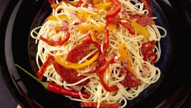 Photo de Spaghettis Endiablés