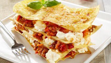 Photo de Lasagne, squaccherone et sauce Bolognese Verdure Mediterranee Barilla