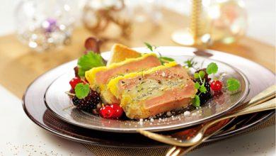 Photo de Foie gras à la Fourme de Montbrison