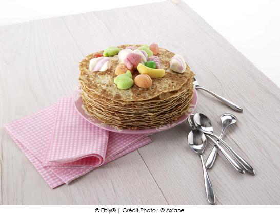 P te cr pes a vos assiettes recettes de cuisine illustr es - Pourquoi laisser reposer la pate a crepe ...