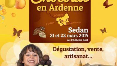 Photo de 1er salon transfrontalier du chocolat en Ardenne les 21 et 22 mars 2015