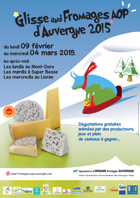 affiche_Glisse_and_Fromages_AOP_d_Auvergne_2015
