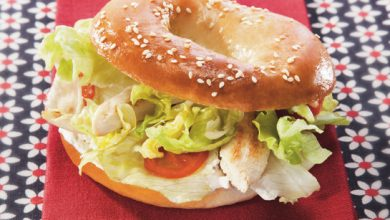 Photo de Bagels Caesar