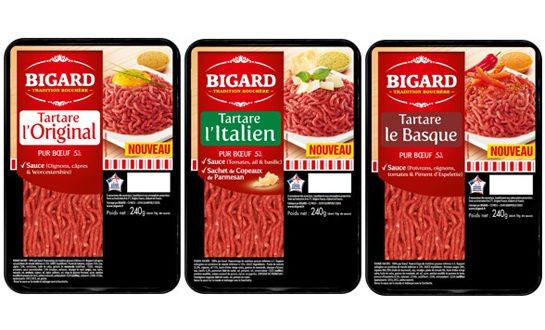 Super Bigard : Le Tartare autrement ! | A Vos Assiettes | Recettes de  SR15
