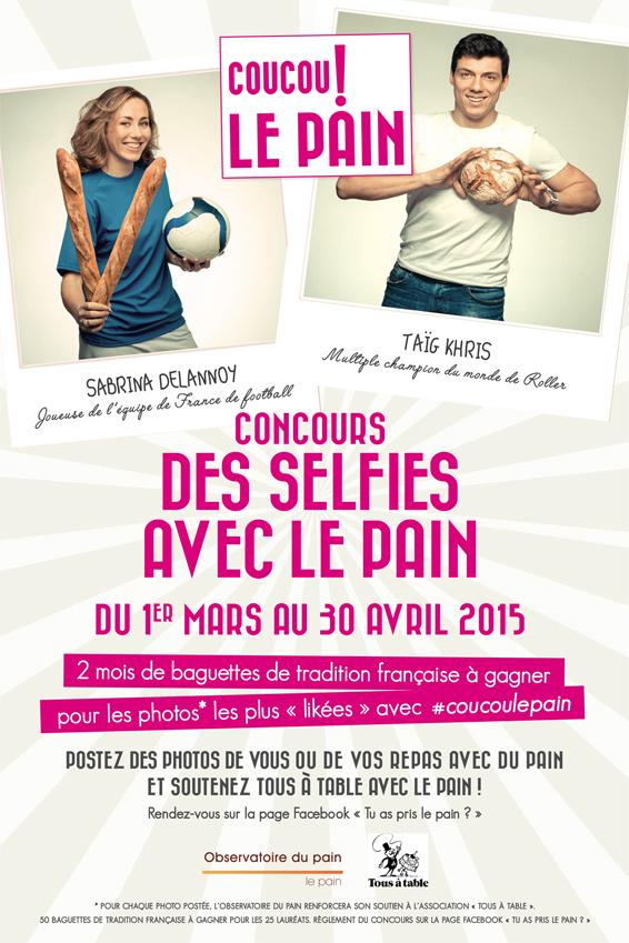 affiche_des_selfies_et_du_pain2015