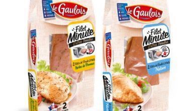 Photo de Le Gaulois : Filet Minute, des filets de volaille frais et extra tendres, à cuire en 4 minutes seulement !