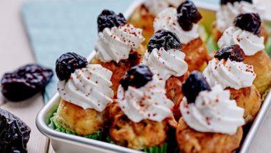Photo de Cupcakes au poulet et pruneau d'Agen IGP