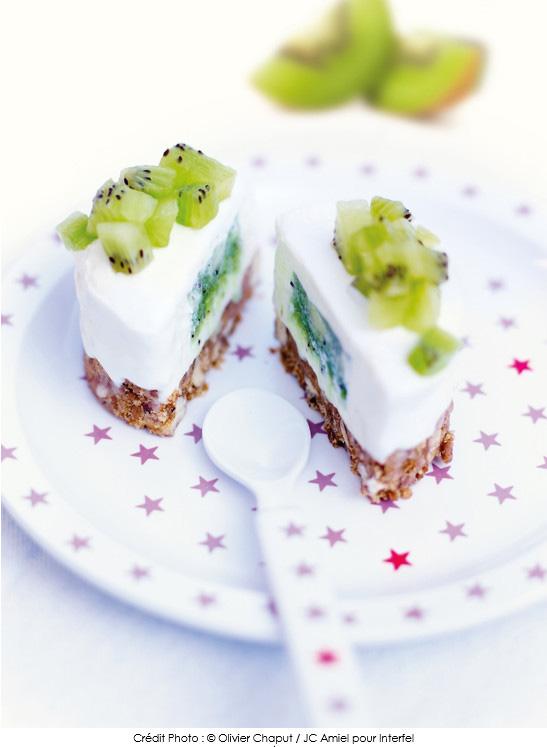 cheesecake_au_cœur_coulant_de_kiwi