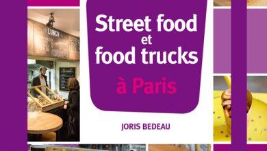 Photo de Street food et food trucks à Paris, un nouveau guide dans la collection des Carnets Parisiens