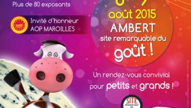 Photo de Fourmofolies à Ambert les 08 et 09 août 2015