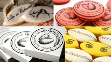 Photo de Lancement de Déclaration-Gourmande.fr, le nouveau concept de pâtisseries et confiseries fines personnalisées