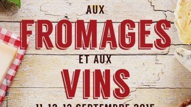 Photo de 29ème Foire aux Fromages et aux Vins d'Antony les 11,12 et 13 septembre 2015