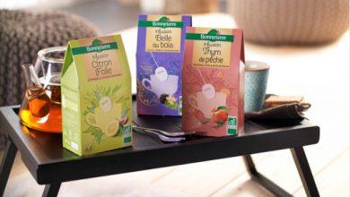 Photo de Après le thé, place aux infusions douces et parfumées Bonneterre !