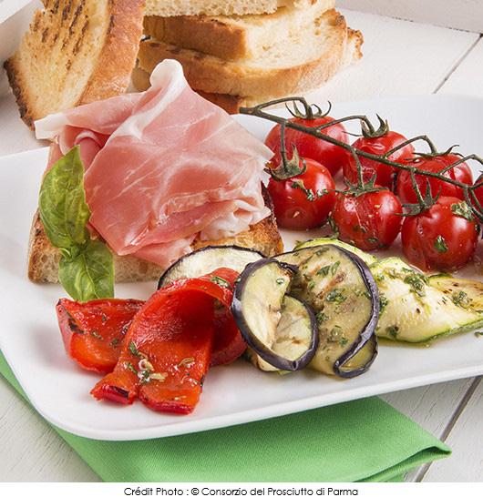 legumes_grilles_aux_herbes_epices_et_jambon_de_parme
