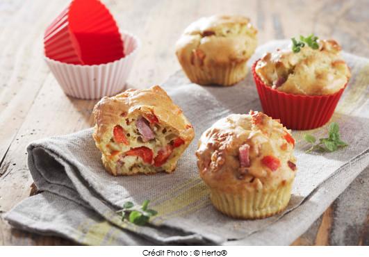 mini_cakes_au_bacon_pesto_mozzarella_et_poivron