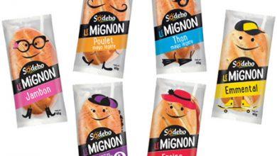 Photo de Nouveau : LE MIGNON Sodebo, le sandwich anytime pour tous les petits creux !