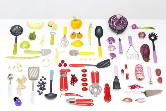d couvrez les ustensiles de cuisine brabantia a vos assiettes recettes de cuisine illustr es. Black Bedroom Furniture Sets. Home Design Ideas
