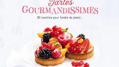 Photo de Tartes gourmandissimes par Éric Kayser aux Éditions Larousse
