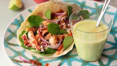 Photo de French tacos et douceur d'avocat relevés au Tabasco® Chipotle