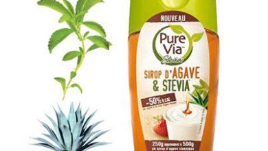 Photo de Pure Via™ lance le premier sirop d'agave allégé !