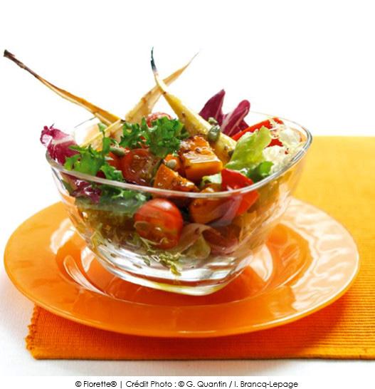 salade-d-automne-au-potiron-grille