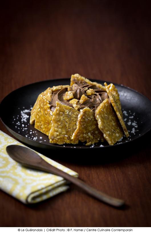 tartelette-nougatine-et-mousse-au-chocolat