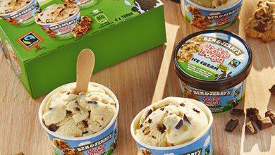 Photo de Nouveauté Ben & Jerry's® : Cookie Dough en format x4