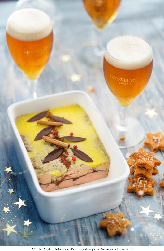 Terrine de foie gras cacao et pices a vos assiettes - Cuisson foie gras en terrine ...