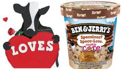 Photo de Ben & Jerry's® Speculoos ? Specu-Love, une gourmandise à croquer à deux !
