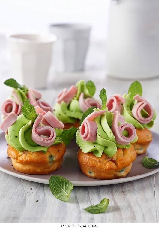 cupcakes-jambon-petits-pois
