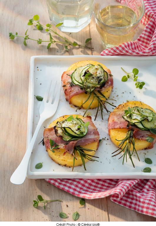 galettes-de-polenta-au-lard-et-au-romarin