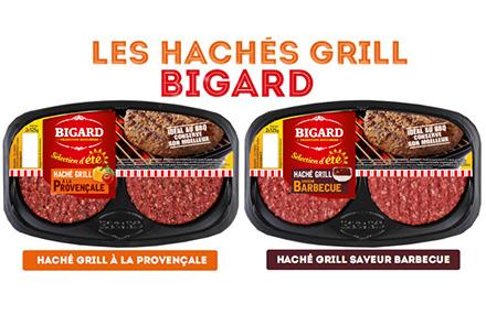 Super Sélection d'été » de Bigard : le Haché Grill à la provençale et le  SR15