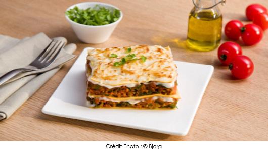 lasagnes veggie aux poireaux tomates et soja bjorg a vos assiettes recettes de cuisine. Black Bedroom Furniture Sets. Home Design Ideas