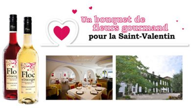 Photo de Saint Valentin : escapades au goût de Floc de Gascogne !