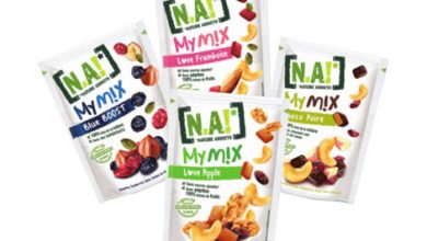 Photo de [N.A!] Nature Addicts lance sa nouvelle gamme My Mix, le nouveau snack à picorer
