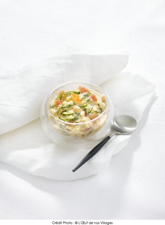 A vos assiettes recettes de cuisine illustr es - Oeufs brouilles bain marie ...
