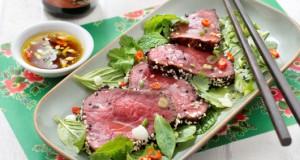 tataki-de-boeuf-salade-dherbes-fraiches-2