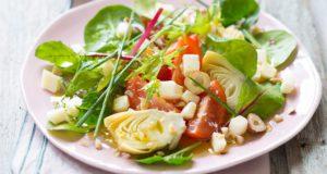 salade-dartichaut-tomates-et-reblochon-de-savoie-aop-2
