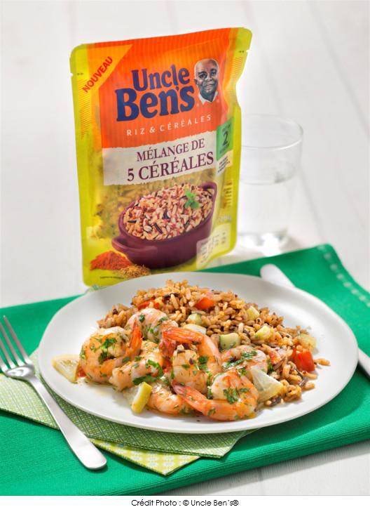crevettes-sautees-aux-herbes-melange-cinq-cereales-uncle-bens