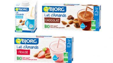 Photo de Nouveaux parfums et nouveau format : les laits d'amande Bjorg encore plus gourmands et nomades !