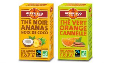 Photo de 2 nouveaux thés Alter Eco pour un tea-time Bio & équitable