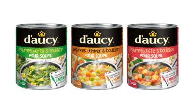 Photo de Découvrez les légumes et bouillons pour soupe d'aucy®