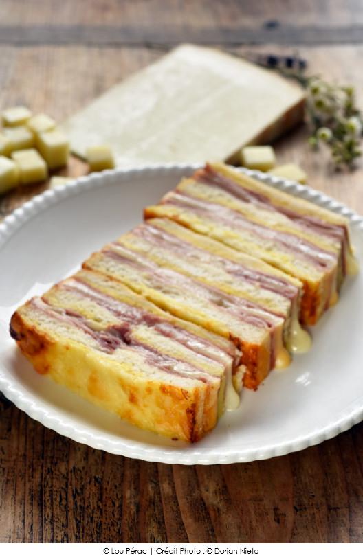 Recette De Grand Pane Cake Aux Pommes