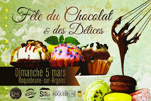 F te du chocolat et des d lices le 5 mars 2017 - Office tourisme roquebrune sur argens ...