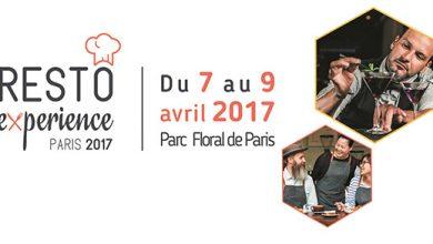 Photo de La 1ère Édition de Resto Expérience a lieu du 7 au 9 avril 2017 au Parc Floral de Paris