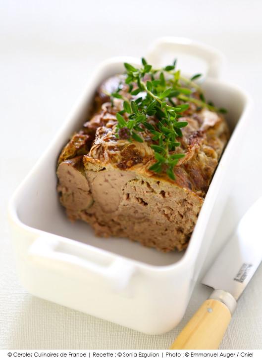 terrine de foie de volailles au lait a vos assiettes recettes de cuisine illustr es. Black Bedroom Furniture Sets. Home Design Ideas